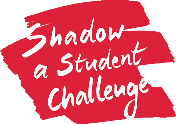 Shadow a Student Challenge Logo