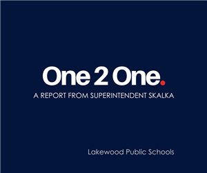 One2One Superintendent's Report